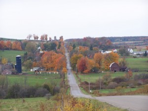 Our Rural Western New York Town