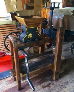 The Basic Cider Press