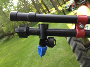 Choose nozzles that fit your needs