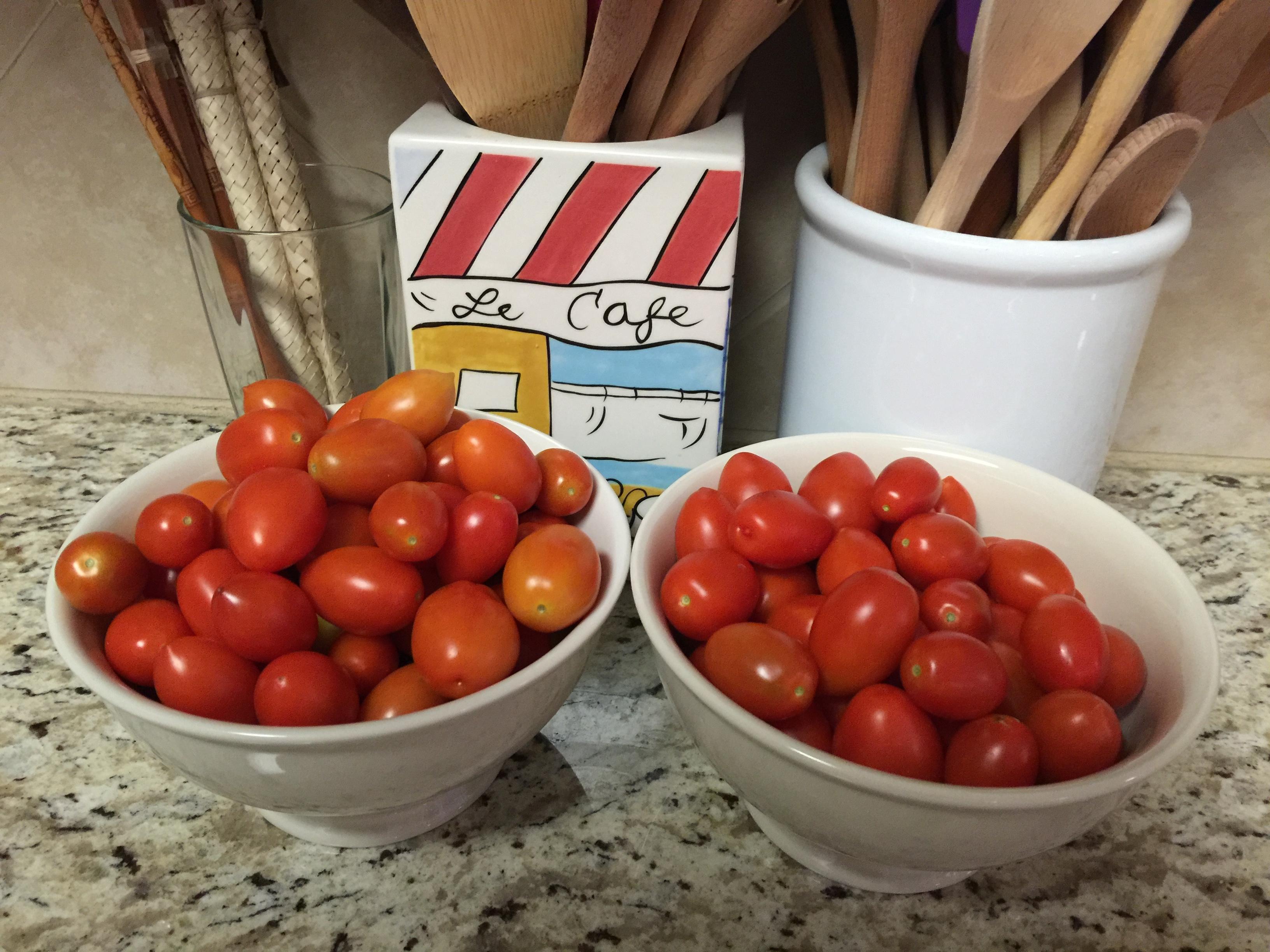 Juliet Tomatoes!