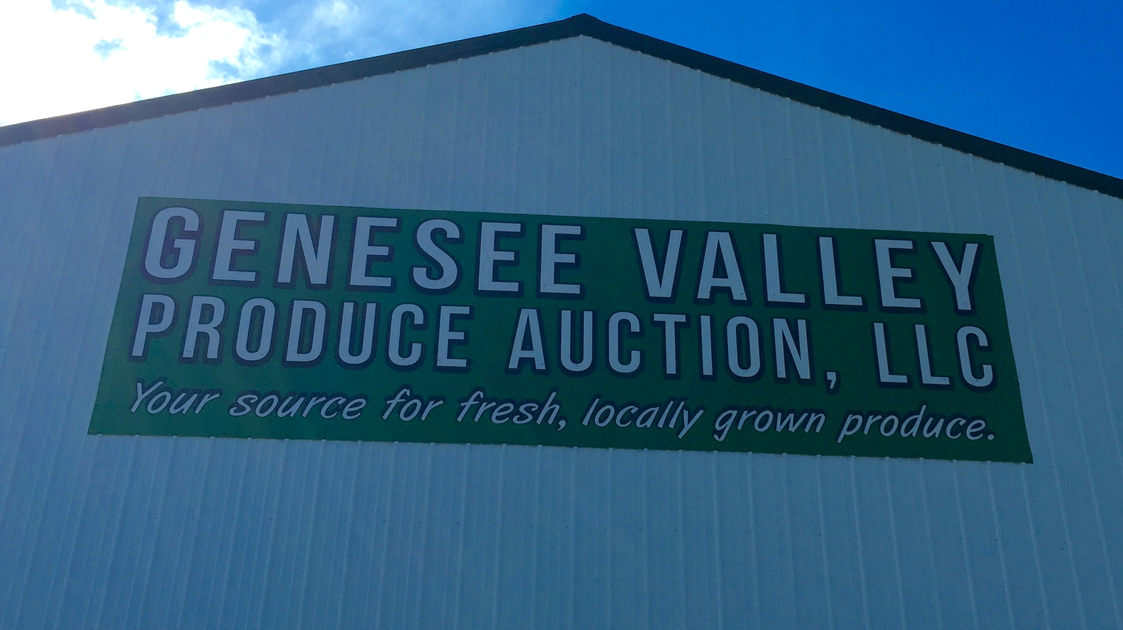 Genesee Valley Produce Auction, LLC