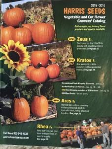 Harris Seeds