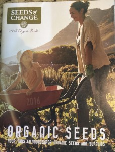 Seeds of Change - organic seeds