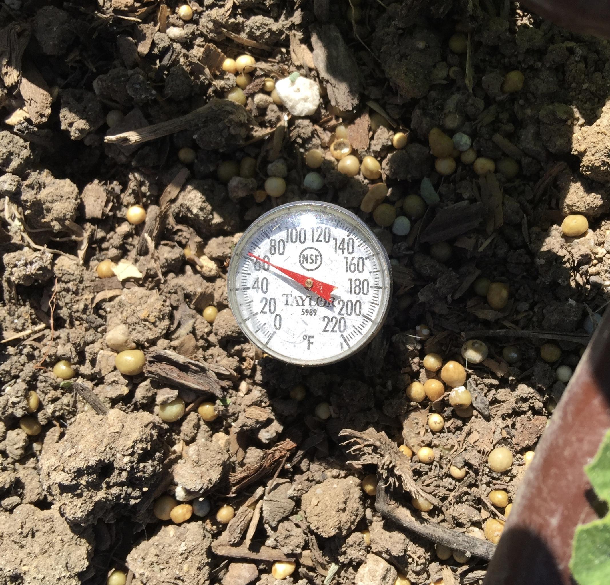 Soil Temperature – Soil Thermometer