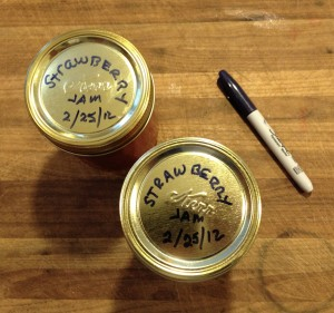 Label the jars!