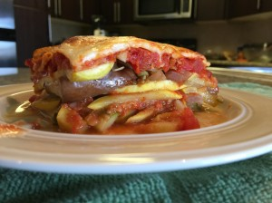 Vegetable Lasagna!