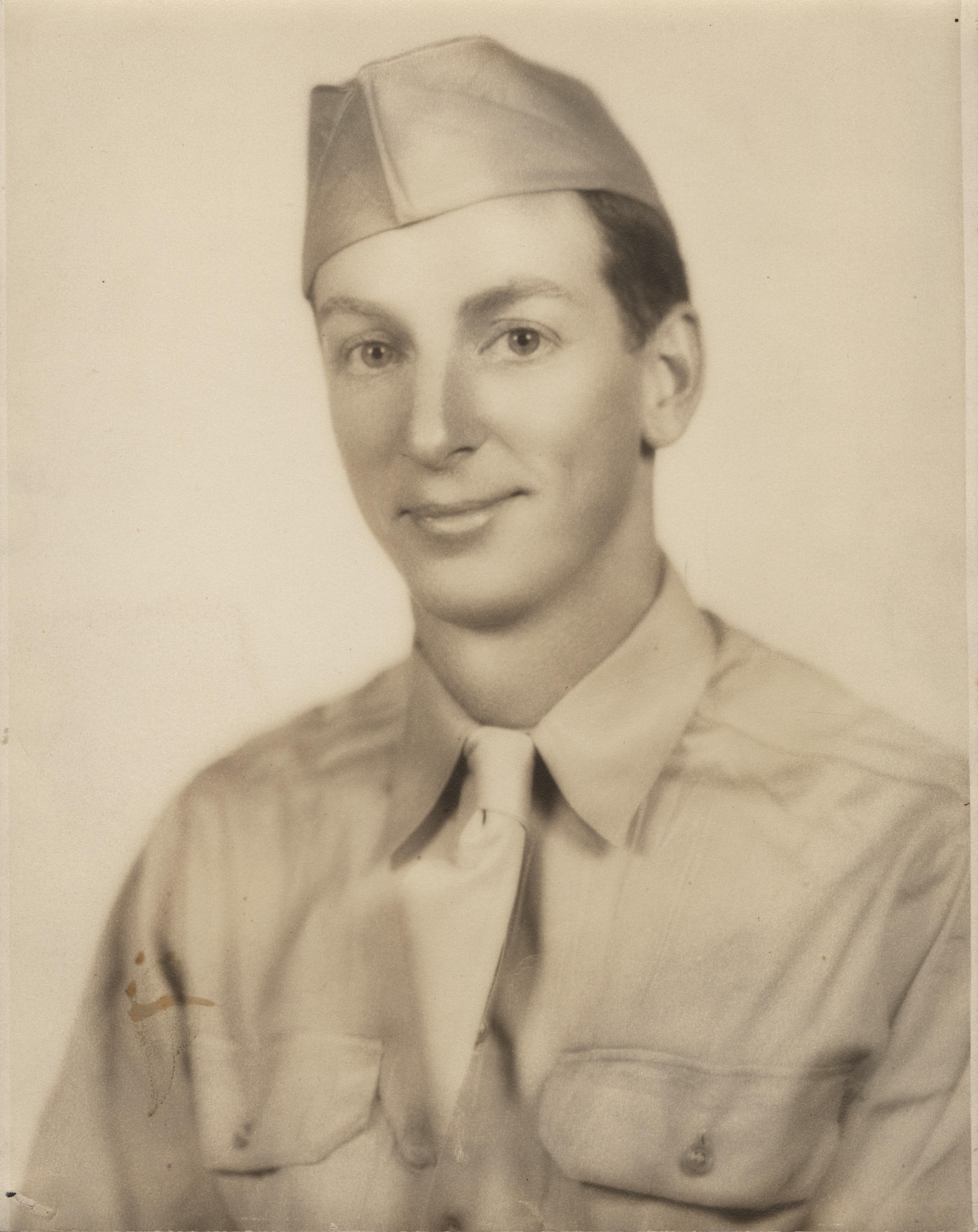 Fred Kitson circa late 1944